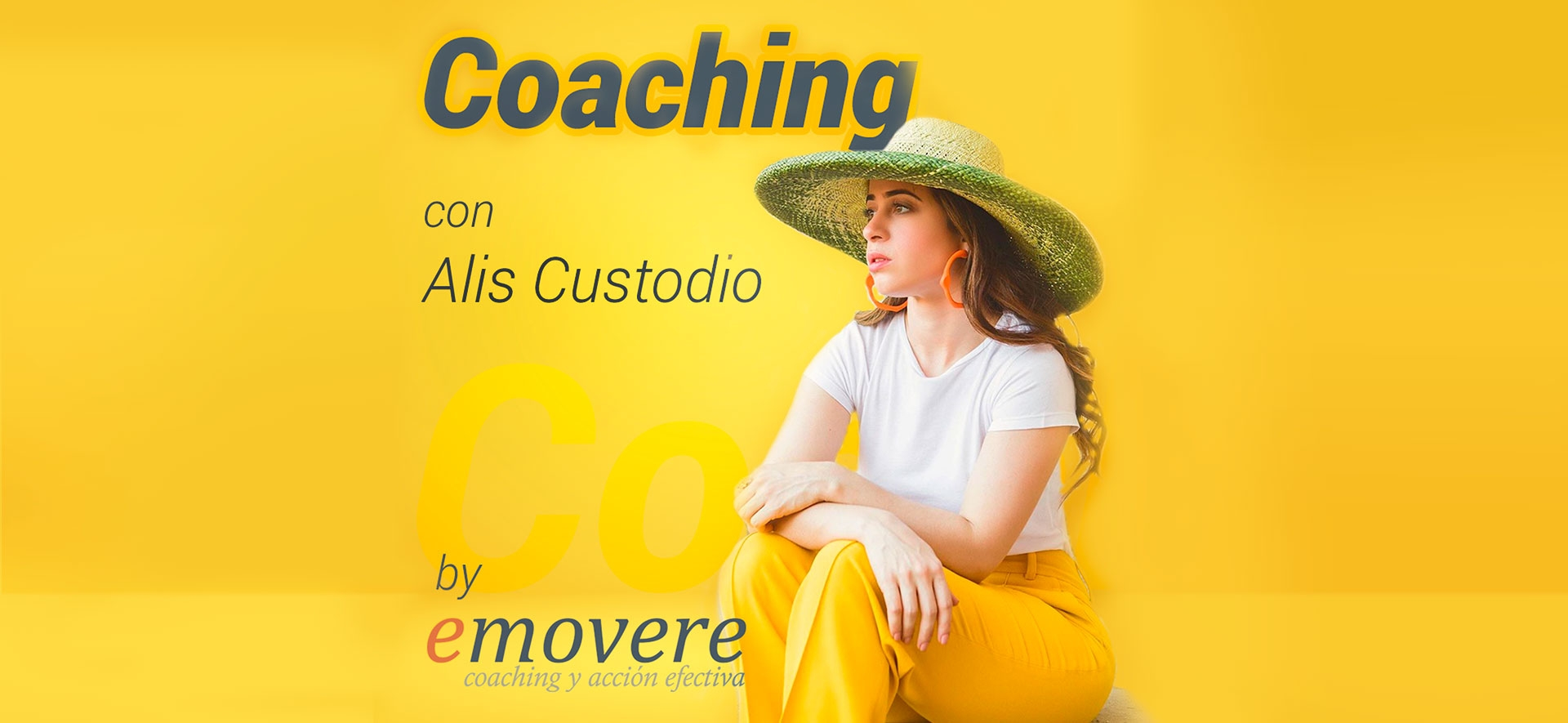 Coaching con Alis Custodio