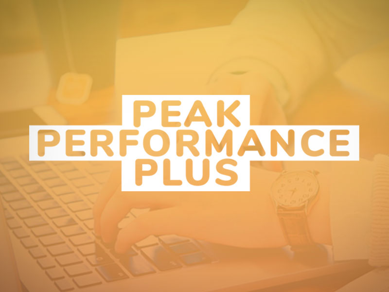 Peak Performance Plus