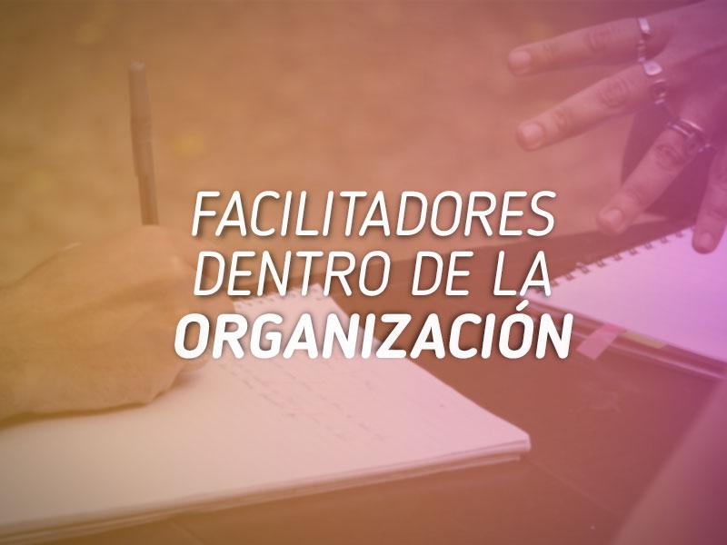 Facilitadores dentro de la organización